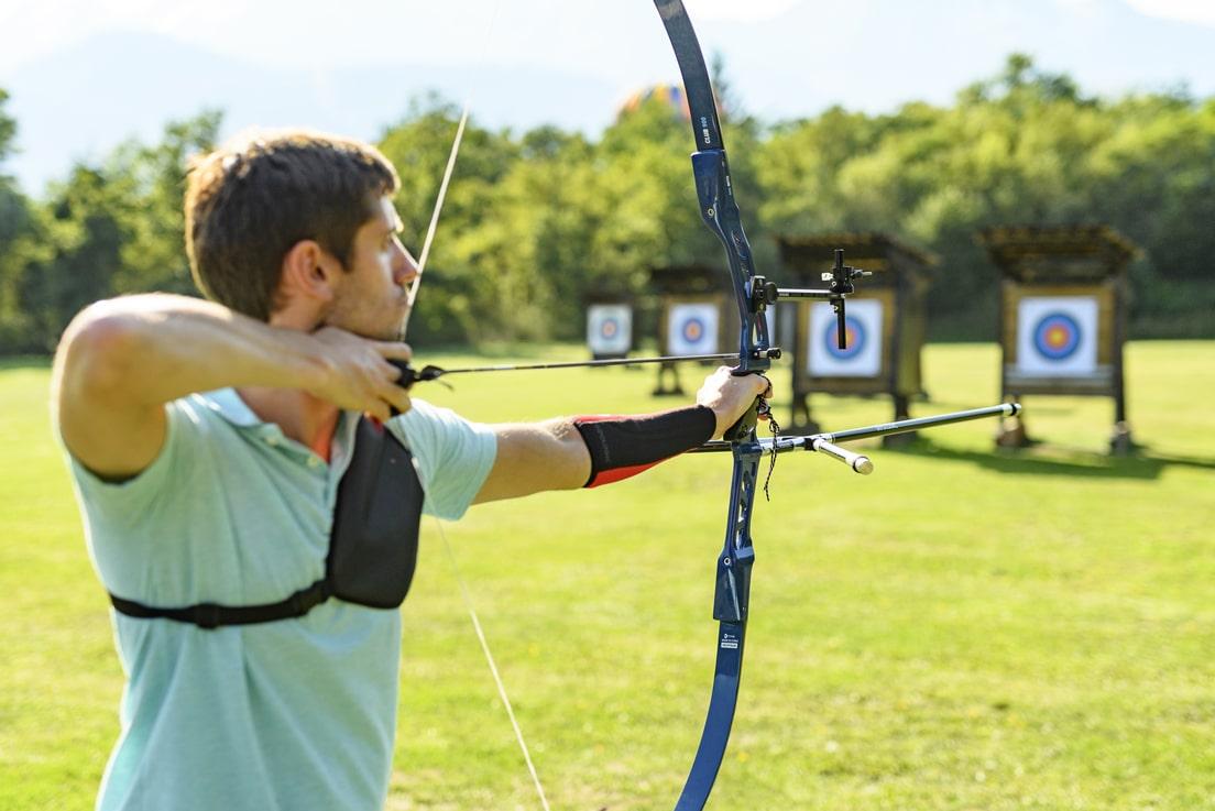 bien pratiquer le tir à l'arc