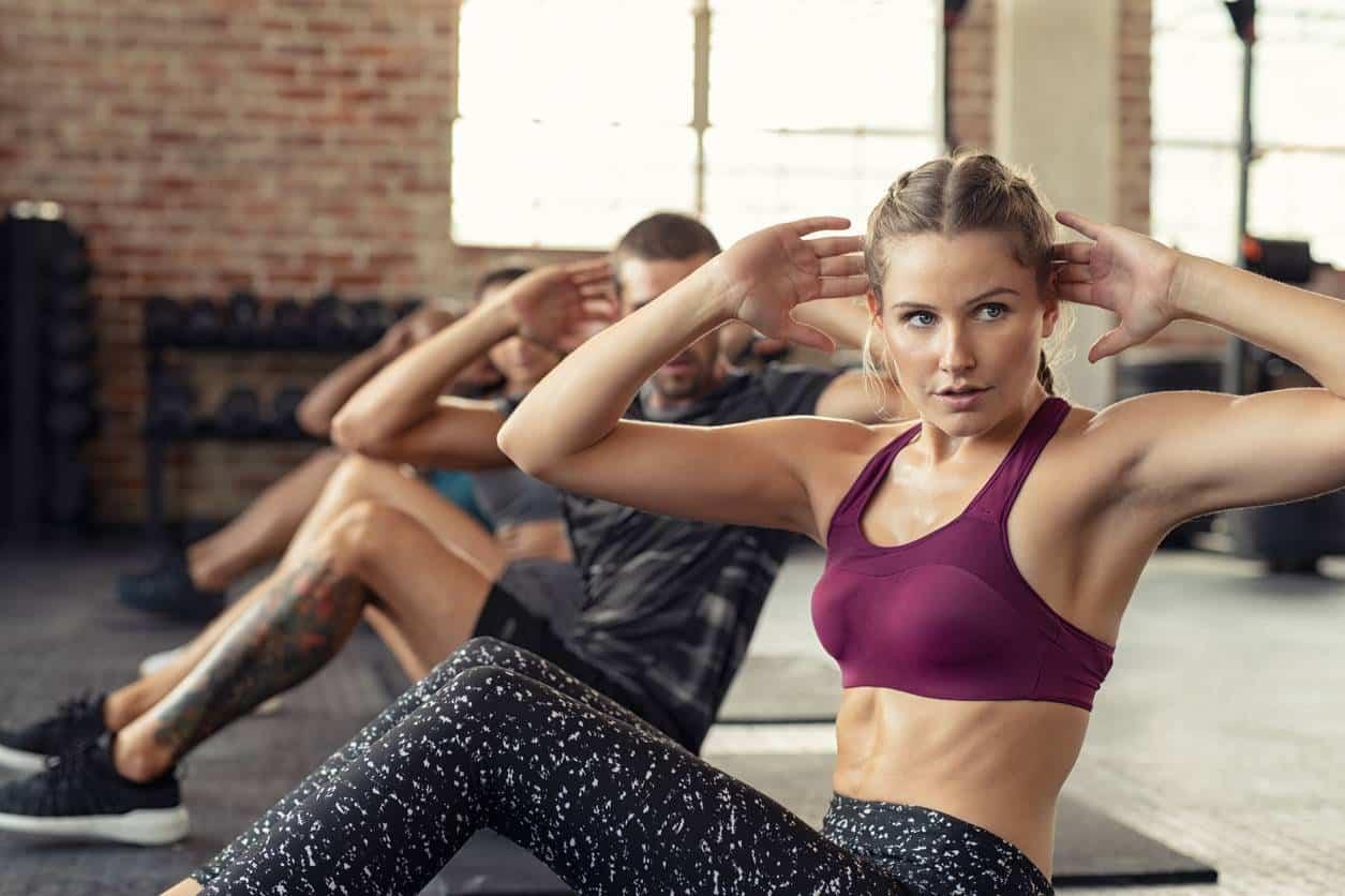 fitness coach sportif professionnel