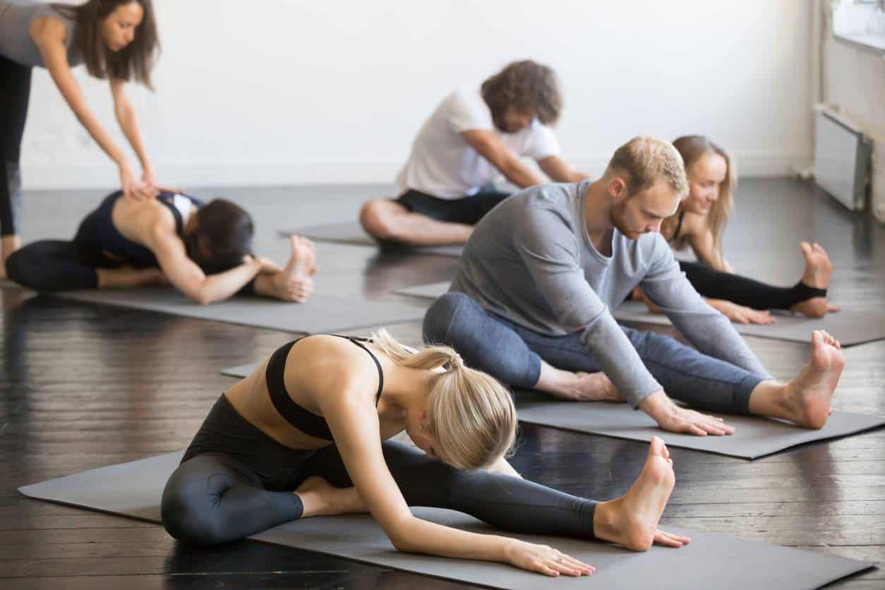 boxe et yoga